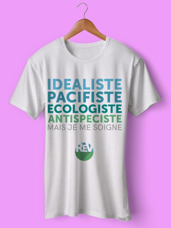T-Shirt cintre-idealiste